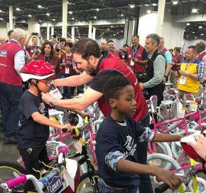 Bike Build Donation®